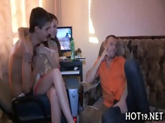 oral job and nice banging