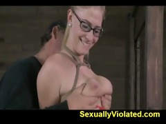 farmers daughter acquires her tits fastened 1