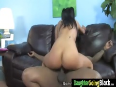 youthful daughter with wonderful a-hole drilled