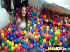 game of balls - campus babes 11979