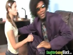 taut youthful teen takes large dark cock 6