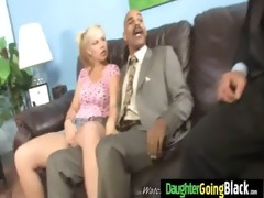 watch my daughter going on huge dark pounder 20
