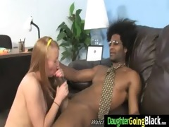 large darksome cock monster bonks my daughters