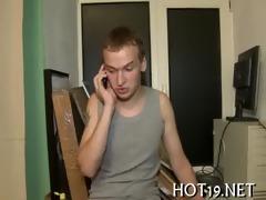 gal sucks stranger&#319 s cock