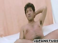 teppei kawashima - unshaved wazoo japanese dilf