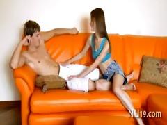 chap bonks stunning playgirl