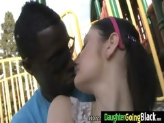 watchung my daughter getting drilled by dark dick