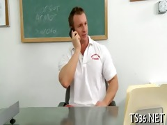 schoolgirl gets jock