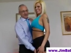 british sweetheart fingering for old guy