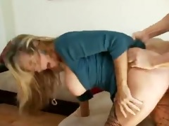 amateur wife drilled by a younger