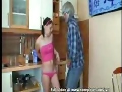 grandad boning a legal age teenager doxy